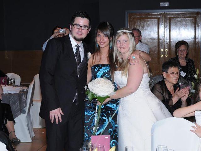 La boda de Miriam y Txema en Argentona, Barcelona 6