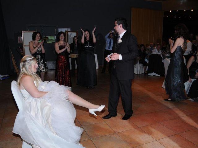 La boda de Miriam y Txema en Argentona, Barcelona 7