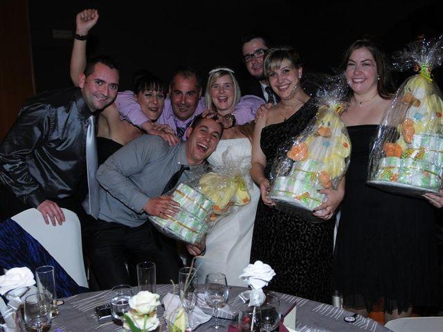 La boda de Miriam y Txema en Argentona, Barcelona 8