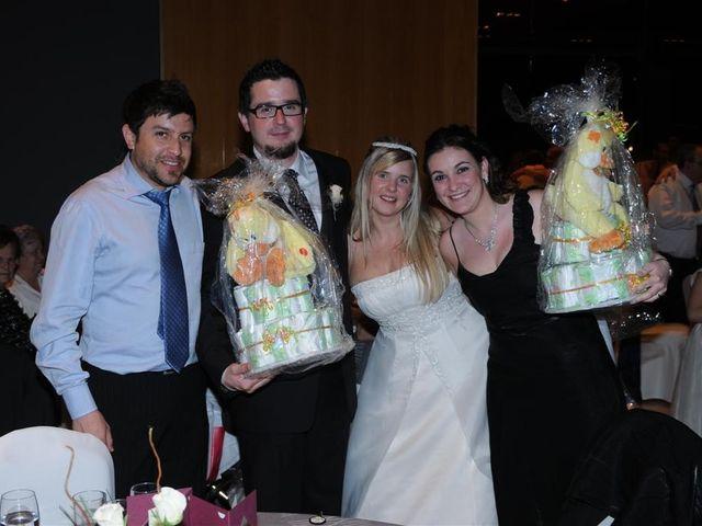 La boda de Miriam y Txema en Argentona, Barcelona 11