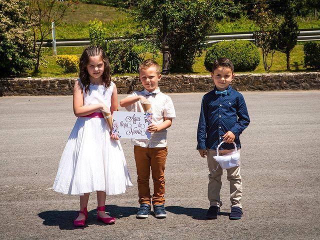 La boda de Gorka y Alba en Amurrio, Álava 20