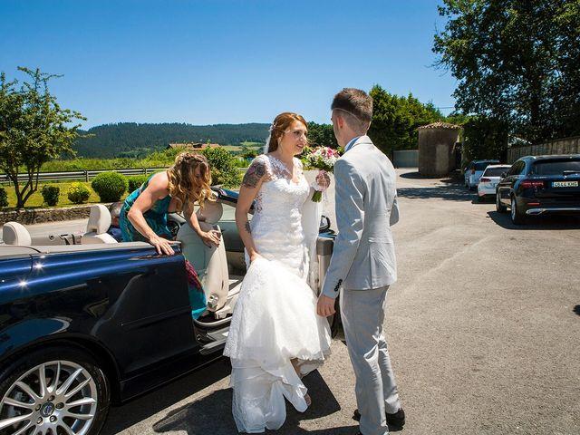 La boda de Gorka y Alba en Amurrio, Álava 21