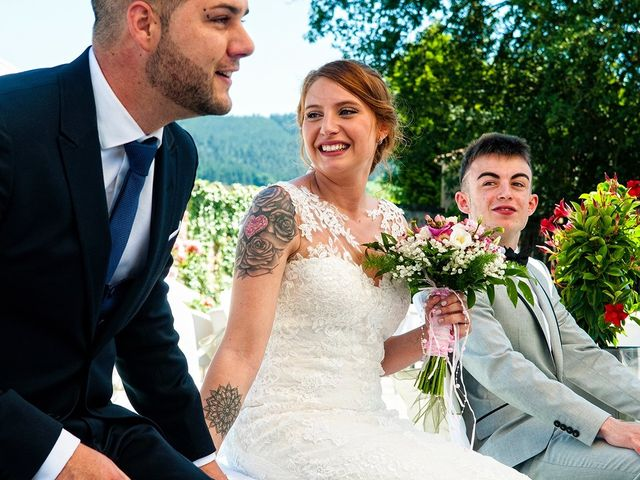 La boda de Gorka y Alba en Amurrio, Álava 23