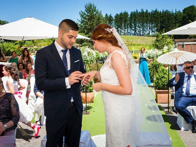 La boda de Gorka y Alba en Amurrio, Álava 27