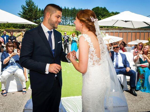 La boda de Gorka y Alba en Amurrio, Álava 28