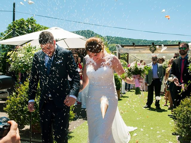 La boda de Gorka y Alba en Amurrio, Álava 31