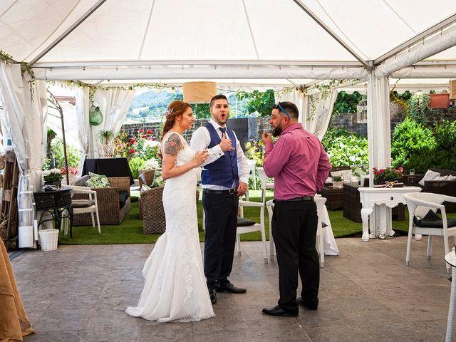 La boda de Gorka y Alba en Amurrio, Álava 36