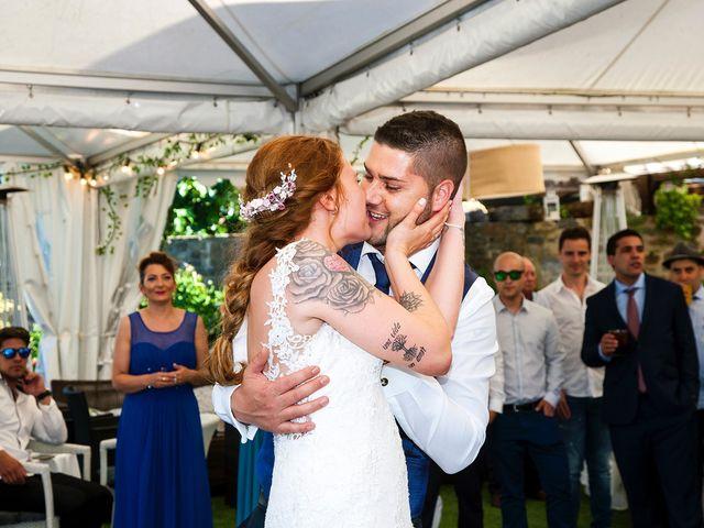 La boda de Gorka y Alba en Amurrio, Álava 43