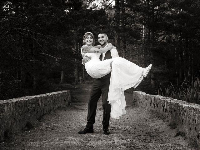 La boda de Gorka y Alba en Amurrio, Álava 54