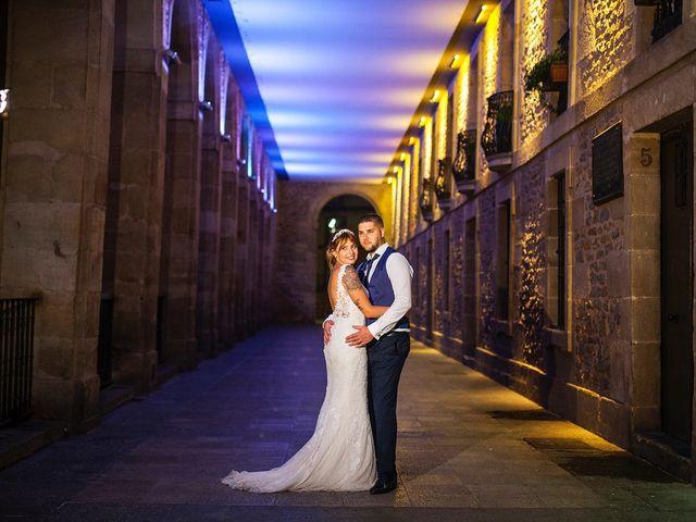 La boda de Gorka y Alba en Amurrio, Álava 63