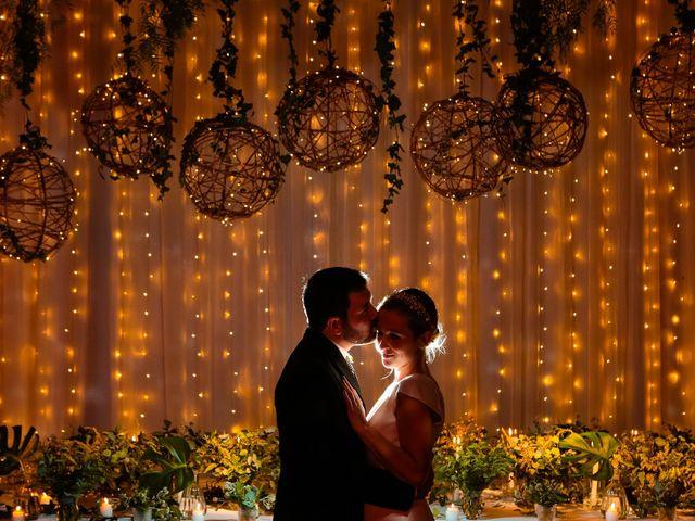 La boda de Flor y Martin