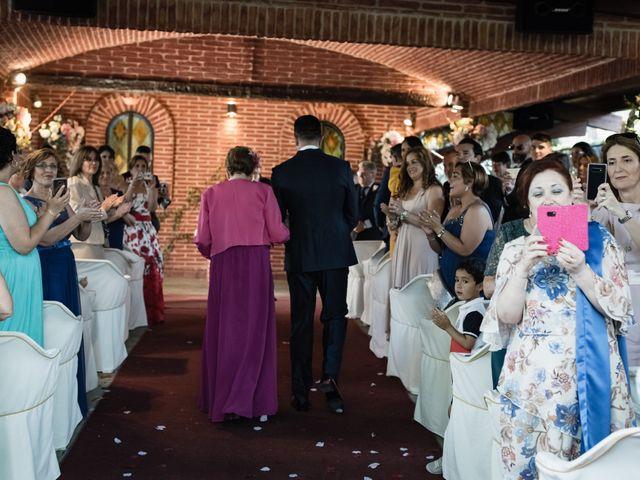 La boda de Carlos y Silvia en Alcalá De Henares, Madrid 38