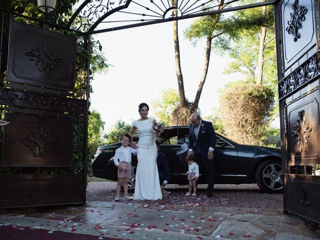 La boda de Carlos y Silvia en Alcalá De Henares, Madrid 42