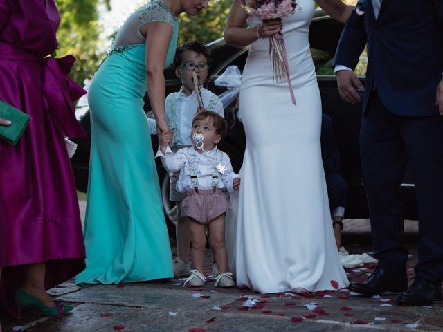 La boda de Carlos y Silvia en Alcalá De Henares, Madrid 43