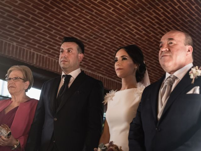 La boda de Carlos y Silvia en Alcalá De Henares, Madrid 45