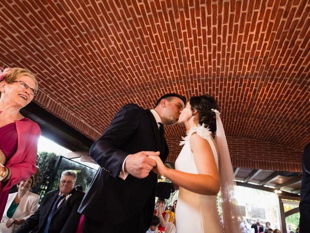 La boda de Carlos y Silvia en Alcalá De Henares, Madrid 51