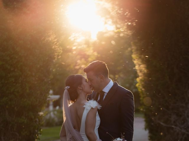 La boda de Silvia y Carlos