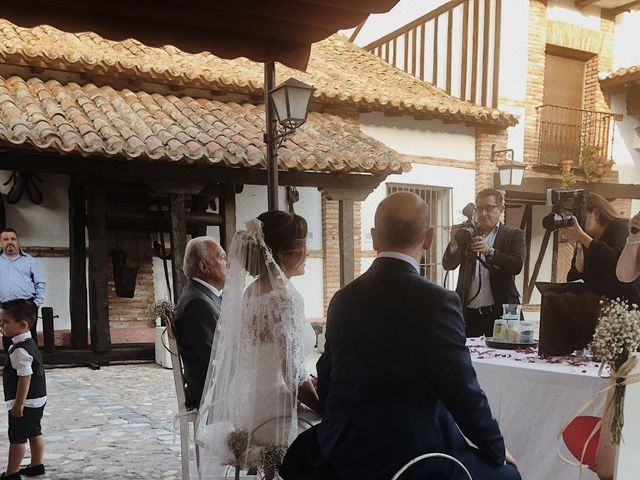 La boda de Jose y Estela en San Fernando De Henares, Madrid 1