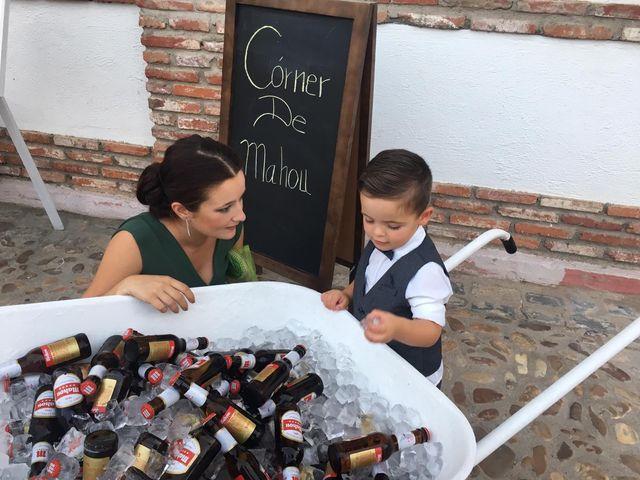 La boda de Jose y Estela en San Fernando De Henares, Madrid 2