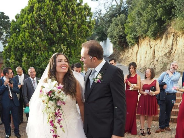 La boda de Miguel Ángel y Cristina en Sant Cebria De Vallalta, Barcelona 3