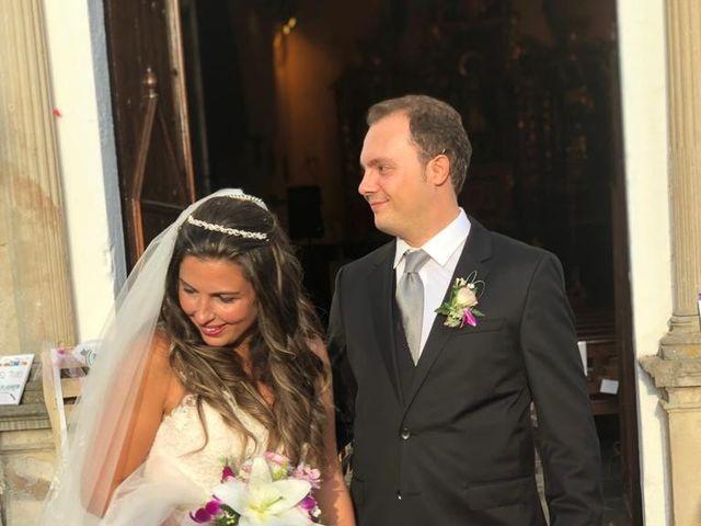 La boda de Miguel Ángel y Cristina en Sant Cebria De Vallalta, Barcelona 1