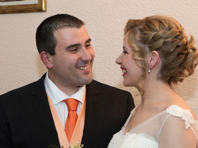 La boda de Juan Carlos y Beatriz en Villalbilla, Madrid 9