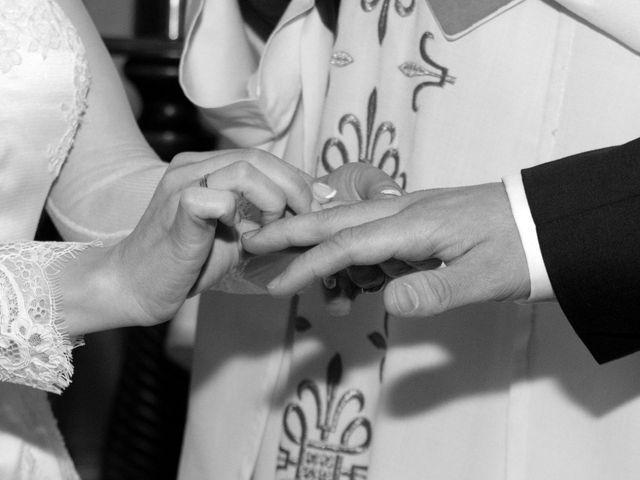 La boda de Juan Carlos y Beatriz en Villalbilla, Madrid 11