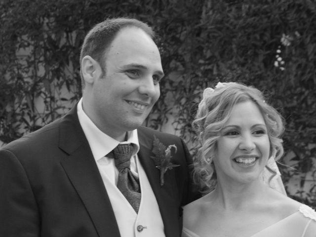 La boda de Juan Carlos y Beatriz en Villalbilla, Madrid 15