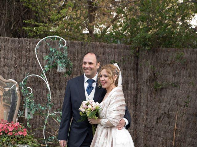 La boda de Juan Carlos y Beatriz en Villalbilla, Madrid 16