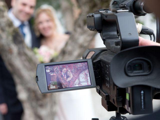 La boda de Juan Carlos y Beatriz en Villalbilla, Madrid 1