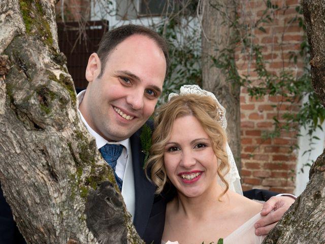 La boda de Juan Carlos y Beatriz en Villalbilla, Madrid 17