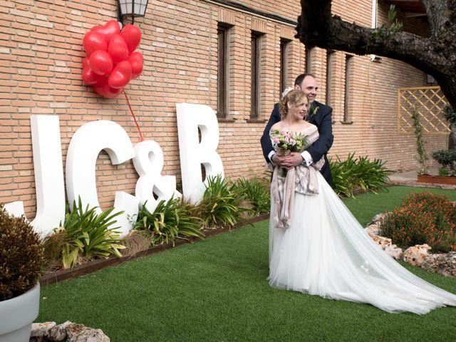 La boda de Juan Carlos y Beatriz en Villalbilla, Madrid 18