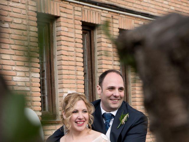 La boda de Juan Carlos y Beatriz en Villalbilla, Madrid 2