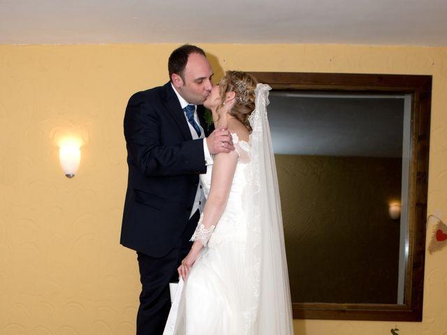 La boda de Juan Carlos y Beatriz en Villalbilla, Madrid 21
