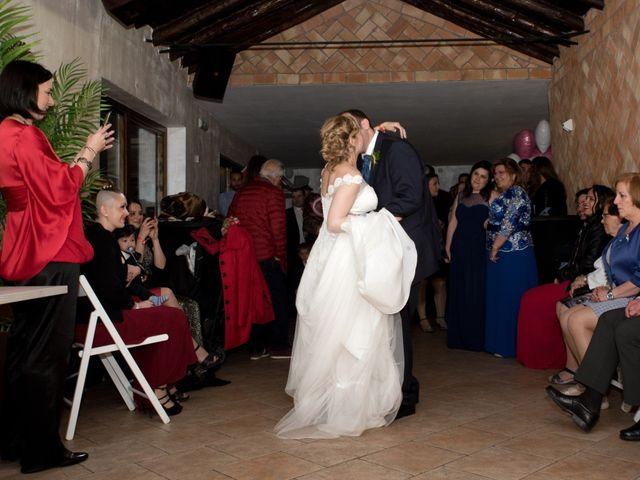 La boda de Juan Carlos y Beatriz en Villalbilla, Madrid 27