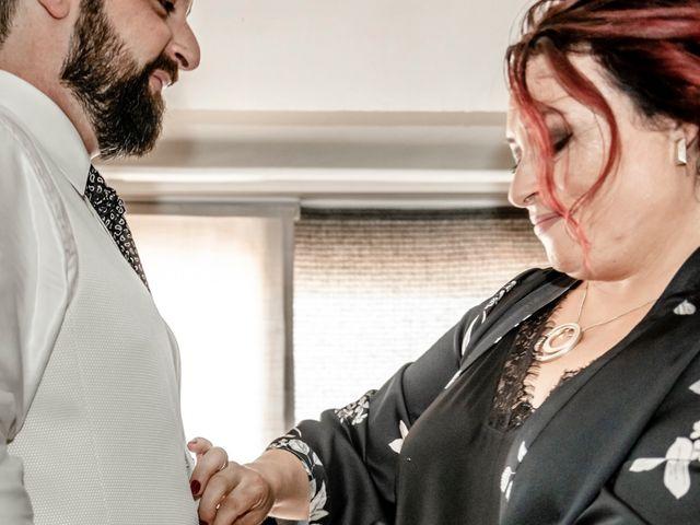 La boda de Sergio y Judith en Enguera, Valencia 10