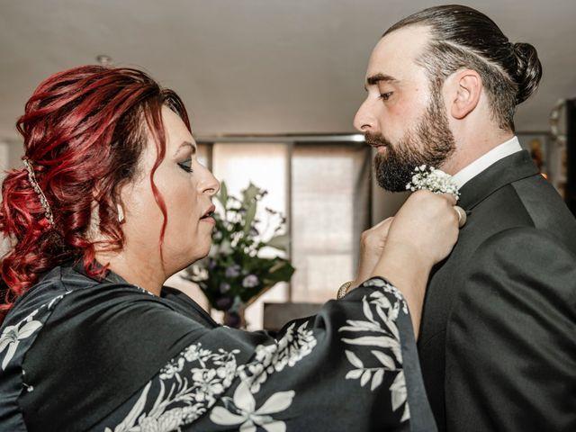 La boda de Sergio y Judith en Enguera, Valencia 11