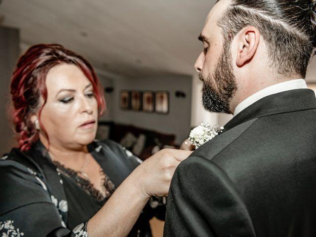 La boda de Sergio y Judith en Enguera, Valencia 12