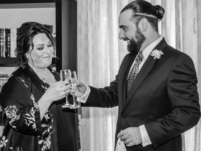 La boda de Sergio y Judith en Enguera, Valencia 13