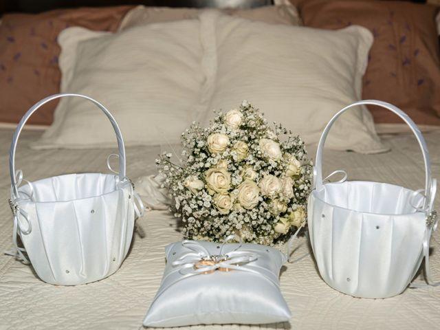 La boda de Sergio y Judith en Enguera, Valencia 14
