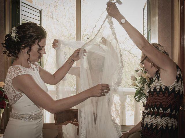 La boda de Sergio y Judith en Enguera, Valencia 21
