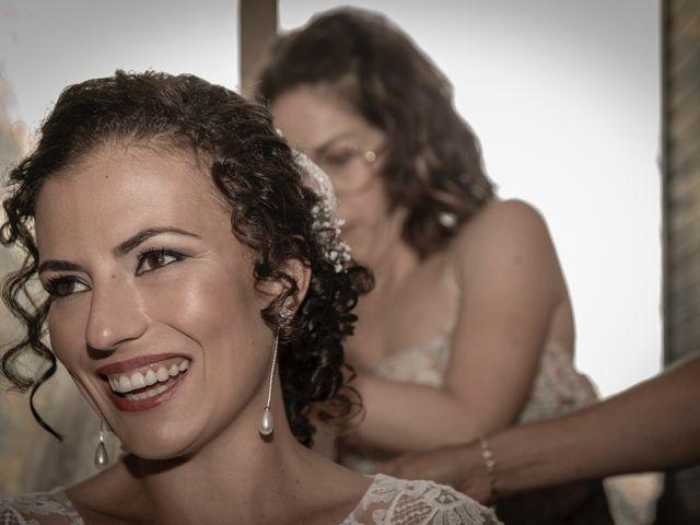 La boda de Sergio y Judith en Enguera, Valencia 25