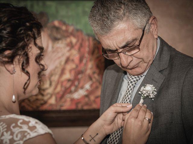 La boda de Sergio y Judith en Enguera, Valencia 26