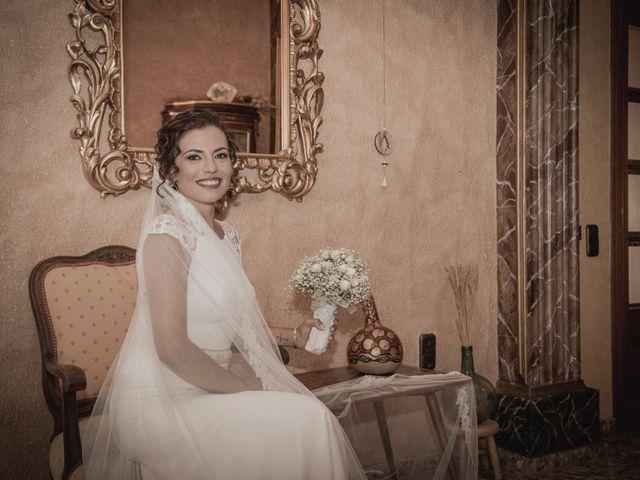 La boda de Sergio y Judith en Enguera, Valencia 27