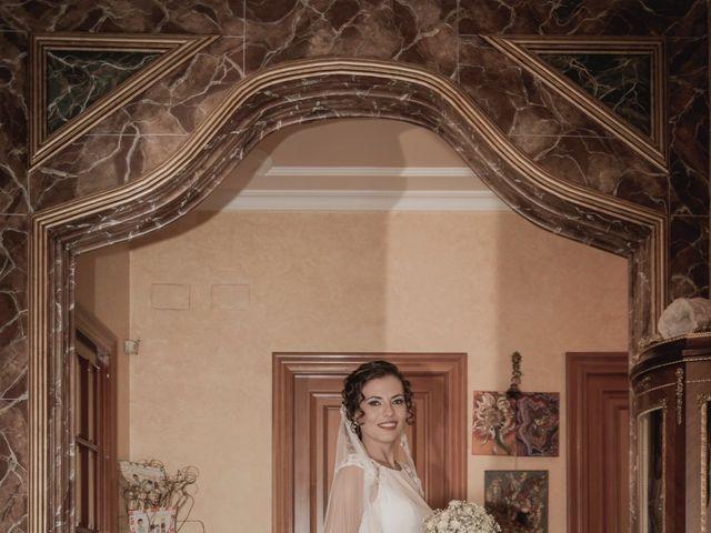 La boda de Sergio y Judith en Enguera, Valencia 28