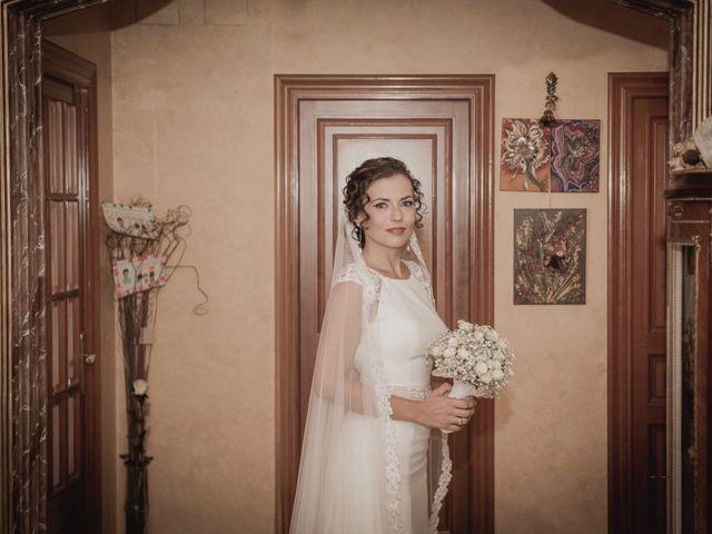 La boda de Sergio y Judith en Enguera, Valencia 29