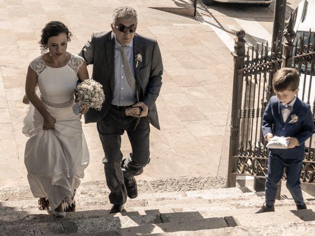 La boda de Sergio y Judith en Enguera, Valencia 30