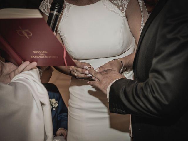 La boda de Sergio y Judith en Enguera, Valencia 35