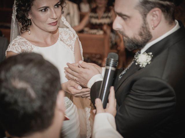 La boda de Sergio y Judith en Enguera, Valencia 36