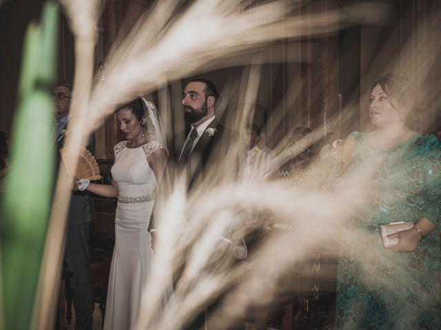 La boda de Sergio y Judith en Enguera, Valencia 38